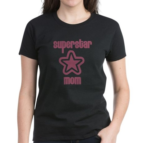 Superstar Mom Women's Dark T-Shirt
