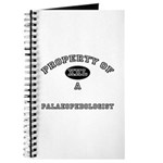 Property of a Palaeopedologist Journal