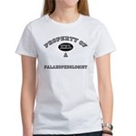 Property of a Palaeopedologist Women's T-Shirt