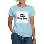 Light Blue Women's Light T-Shirt