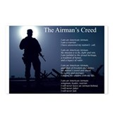 NEW! Airman's Creed Postcards (Package of 8)