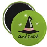 Witches Hat Good Witch Magnet