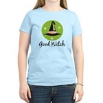 Witches Hat Good Witch Women's Light T-Shirt