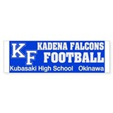Kadena Falcons Bumpersticker