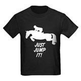 Just Jump It. Horse T