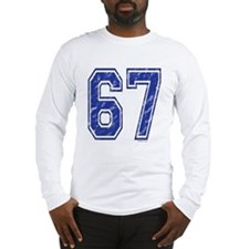 67 Jersey Year Long Sleeve T-Shirt