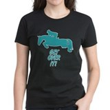 Get Over It Hunter Jumper Horse Tee