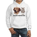 He's Your Golden.. Jumper Hoody