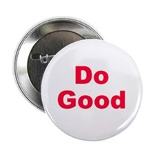 "Do Good 2.25"" Button (100 pack)"