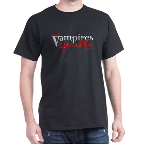 Real Vampires Sparkle Dark T-Shirt