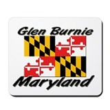 Glen Burnie Maryland Mousepad