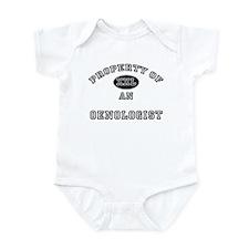 Property of an Oenologist Infant Bodysuit