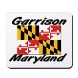 Garrison Maryland Mousepad