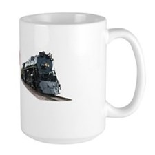 "Large ""I Love Trains"" Mug"