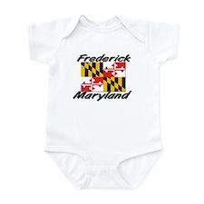 Frederick Maryland Infant Bodysuit