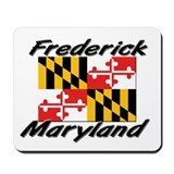 Frederick Maryland Mousepad