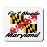 Fort Meade Maryland Mousepad