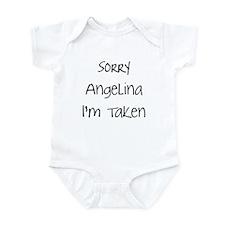 Sorry Angelina... Body Suit