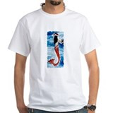 Santa Mermaid Shirt