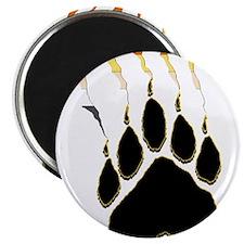 "Bear Pride Paw Rip 2.25"" Magnet (100 pack)"
