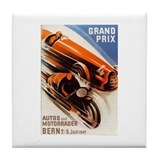 Bern Grand Prix '47 Tile Coaster
