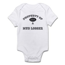 Property of a Mud Logger Infant Bodysuit