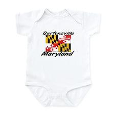 Burtonsville Maryland Infant Bodysuit