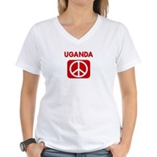 UGANDA for peace Shirt