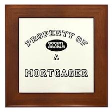 Property of a Mortgager Framed Tile