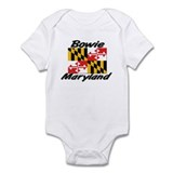 Bowie Maryland Infant Bodysuit