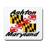 Ashton Maryland Mousepad