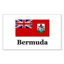 Bermuda Rectangle Decal