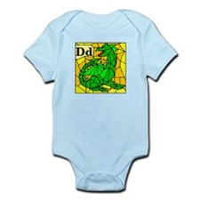 D is for Dragon Infant Bodysuit