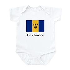 Barbados Infant Bodysuit