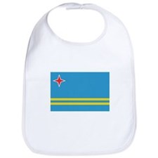 Aruban Flag Bib