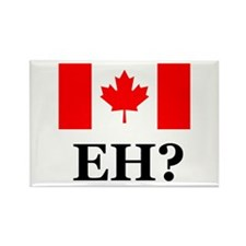 Canada, Eh? Rectangle Magnet