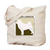Professional Finnish Lapphund Tote Bag