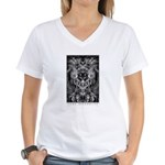 Shub Niggurath Women's V-Neck T-Shirt