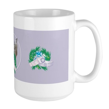 Pygmy Goat Baby's First Large Mug