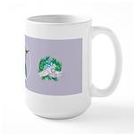 Angora Goat Sabrina Large Mug