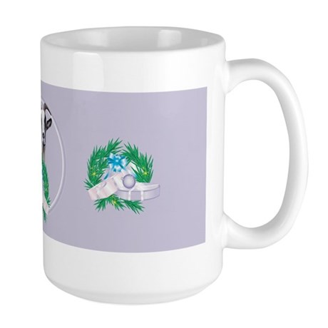Alpine Goat Bubba Large Mug