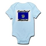 Sanford Maine Infant Bodysuit