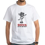 Shiva Is My Om Boy Shirt
