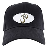 Golden Om Baseball Hat