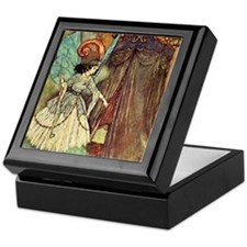 Dulac Fairy Keepsake Box