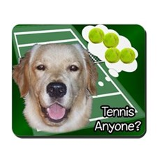 Tennis Mousepad