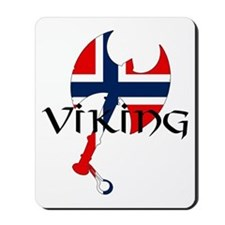 Norway Viking Mousepad