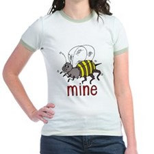 Be Mine Jr. Ringer T-shirt