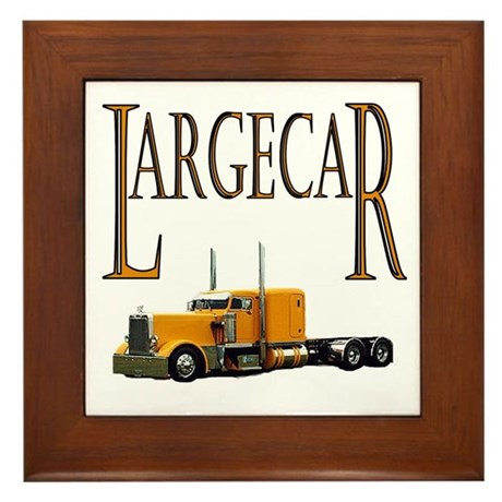 Largecar Framed Tile