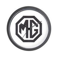 Cute Mg Wall Clock